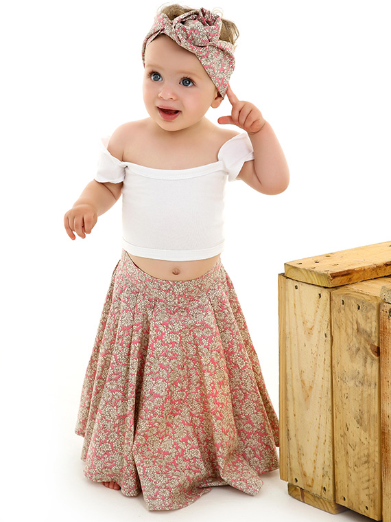 the gallery for gt boho crop top